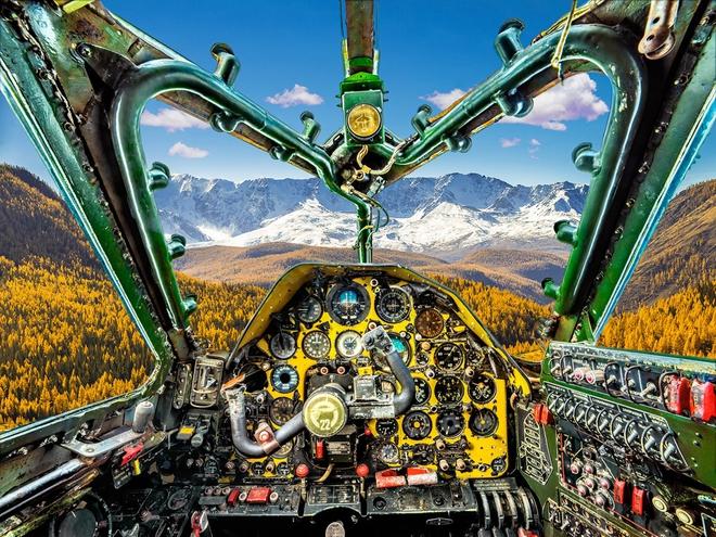 Hình ảnh bên trong buồng lái những chiếc máy bay huyền thoại của Liên Xô - Ảnh 13.