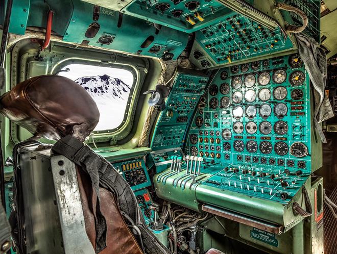 Hình ảnh bên trong buồng lái những chiếc máy bay huyền thoại của Liên Xô - Ảnh 14.