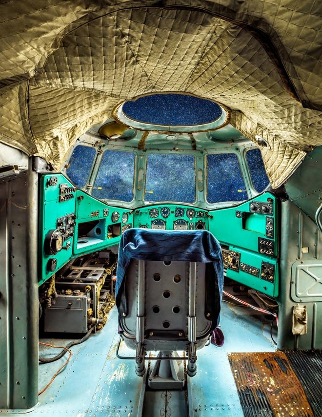 Hình ảnh bên trong buồng lái những chiếc máy bay huyền thoại của Liên Xô - Ảnh 5.