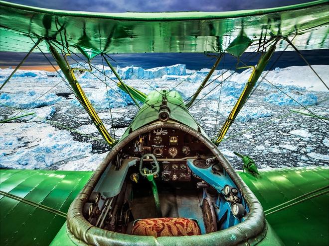 Hình ảnh bên trong buồng lái những chiếc máy bay huyền thoại của Liên Xô - Ảnh 8.