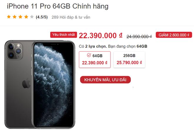 Chốt tháng 9, iPhone 256GB giảm 7 triệu, smartphone Samsung lập đáy mới - Ảnh 2.