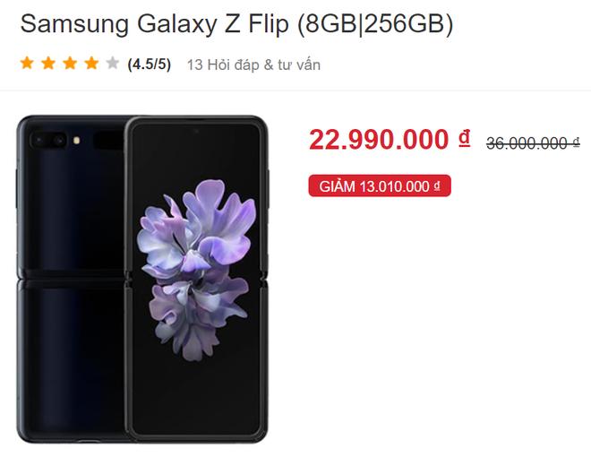 Chốt tháng 9, iPhone 256GB giảm 7 triệu, smartphone Samsung lập đáy mới - Ảnh 3.