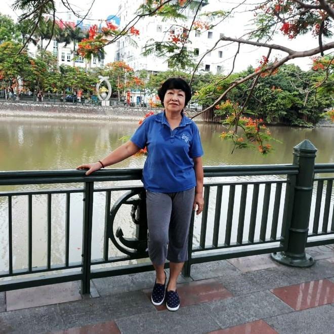 4 kinh nghiệm nằm lòng của bệnh nhân ở Hải Phòng 75 tuổi chiến thắng ung thư trực tràng - Ảnh 2.
