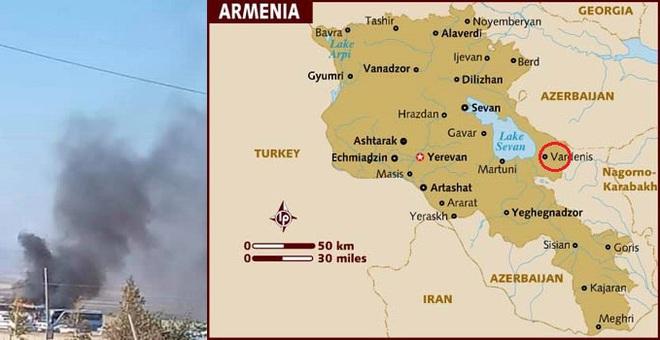 Sputnik: Azerbaijan tuyên bố diệt hoàn toàn 1 trung đoàn bộ binh cơ giới Armenia - Chiến sự nóng bỏng - Ảnh 1.