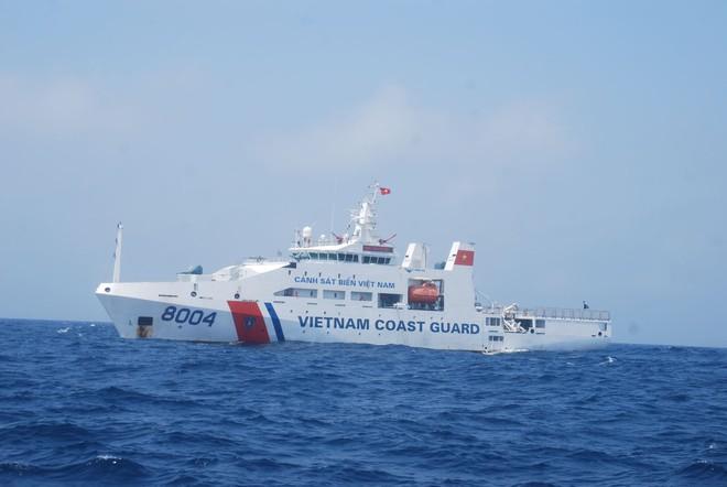 Những con tàu hiện đại của Cảnh sát biển Việt Nam - ảnh 2