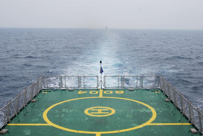 Những con tàu hiện đại của Cảnh sát biển Việt Nam - ảnh 3