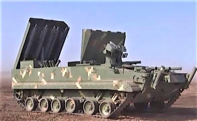 Khám phá tổ hợp phản lực phá mìn UR-15 Meteor tham gia tập trận Kavkaz-2020 - Ảnh 1.
