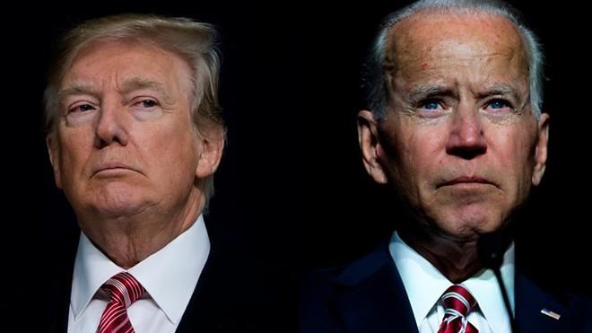 Tranh luận thành chảo lửa: Ông Trump và ông Biden bất đồng về tất cả vấn đề, liên tục công kích cá nhân - Ảnh 2.