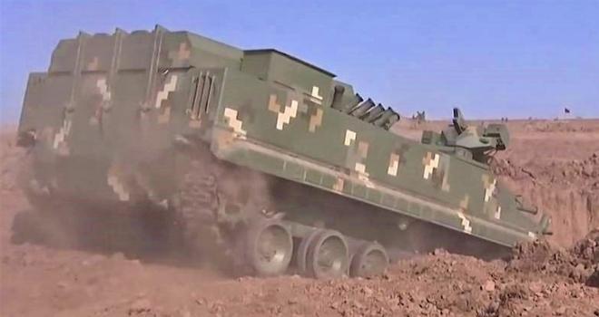 Khám phá tổ hợp phản lực phá mìn UR-15 Meteor tham gia tập trận Kavkaz-2020 - ảnh 4