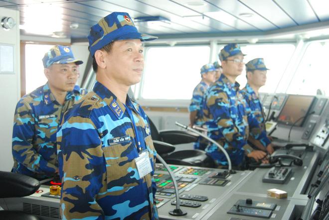 Những con tàu hiện đại của Cảnh sát biển Việt Nam - ảnh 4