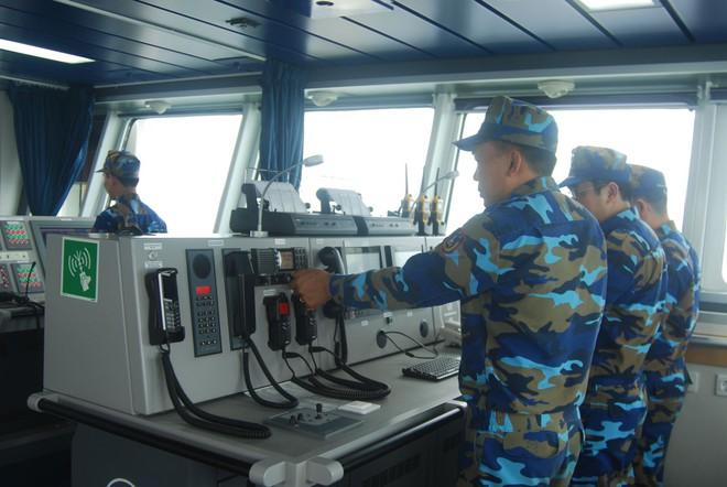 Những con tàu hiện đại của Cảnh sát biển Việt Nam - ảnh 5