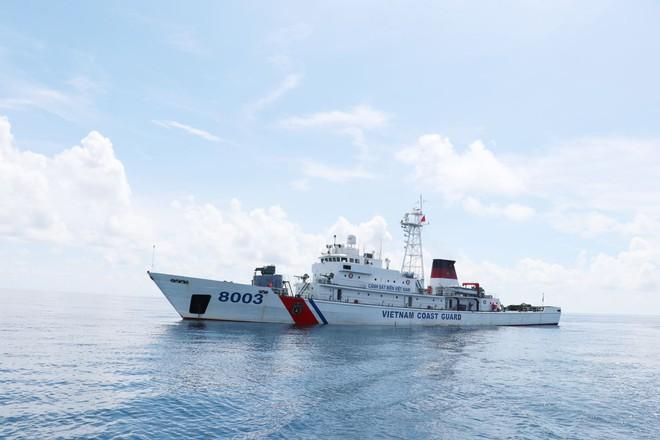 Những con tàu hiện đại của Cảnh sát biển Việt Nam - ảnh 6