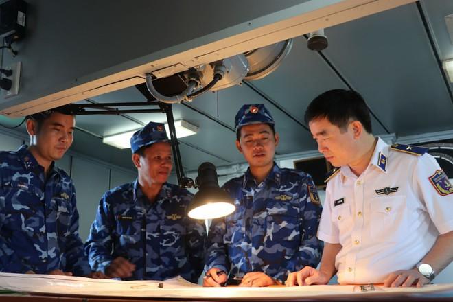 Những con tàu hiện đại của Cảnh sát biển Việt Nam - ảnh 8