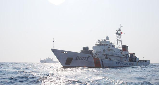 Những con tàu hiện đại của Cảnh sát biển Việt Nam - ảnh 9