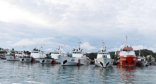 Những con tàu hiện đại của Cảnh sát biển Việt Nam - ảnh 11