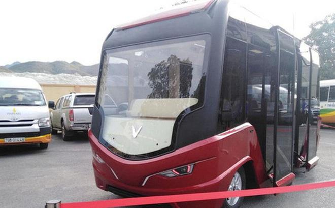 Bus điện Vingroup giá vé dự kiến từ 3.000 - 7.000 đồng