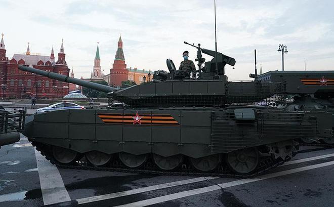 Xe tăng T-90M sẽ được trang bị hệ thống tự vệ chủ động Arena-M