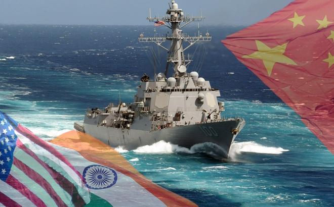 """Ấn Độ """"quay ngoắt"""" 180 độ trước thỏa thuận quốc phòng Mỹ - Maldives: TQ là nguyên nhân?"""