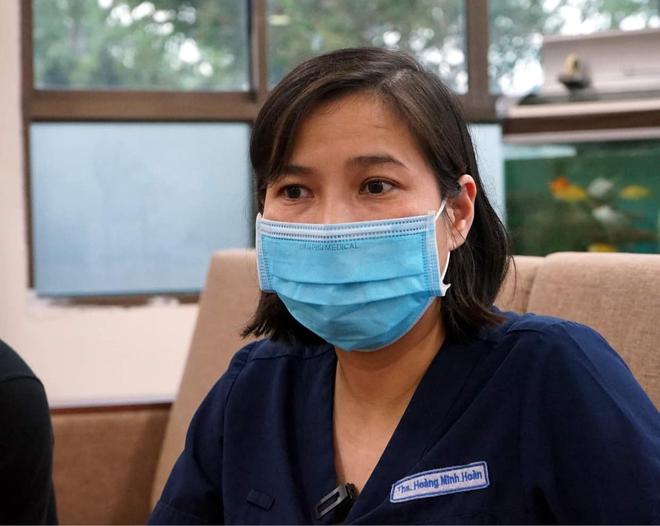 Nữ điều dưỡng Bạch Mai chiến đấu hơn 1 tháng ở tâm dịch Đà Nẵng và khoảnh khắc chờ kết quả xét nghiệm của chính mình - Ảnh 2.
