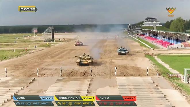 Đại tá Nguyễn Khắc Nguyệt: Bán kết 2 Bảng 2 các đội kết quả đều thấp, Việt Nam vào chung kết Tank Biathlon 2020 - Ảnh 2.