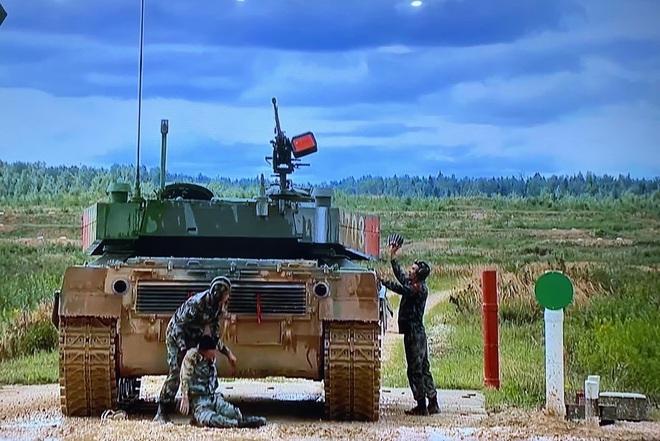 Đại tá Nguyễn Khắc Nguyệt: Cuộc chiến không khoan nhượng ở Tank Biathlon 2020 - Nga diễu võ dương oai - Ảnh 2.