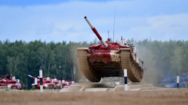 Đại tá Nguyễn Khắc Nguyệt: Việt Nam thi chung kết Tank Biathlon 2020 bằng trái tim nóng và cái đầu lạnh - Ảnh 3.