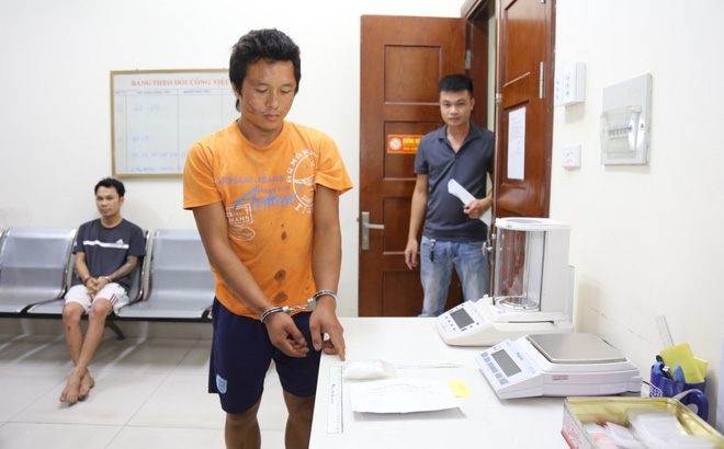 Quảng Ninh: Truy bắt đối tượng buôn ma túy, trung úy cảnh sát bị đâm thủng gan, dạ dày