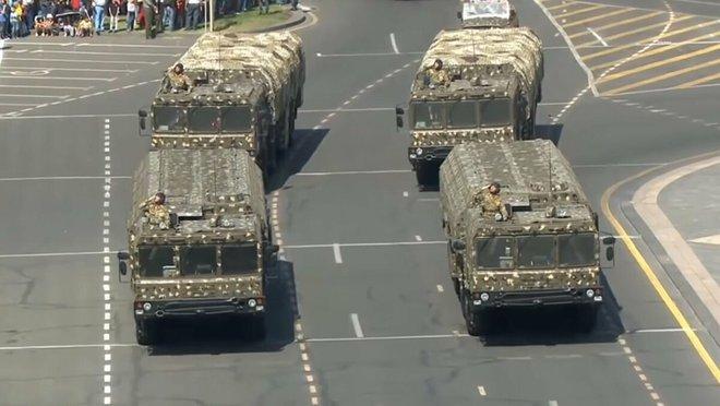 Bất ngờ dàn vũ khí khủng của Armenia khiến Azerbaijan mới nghe tên đã khiếp vía - Ảnh 2.