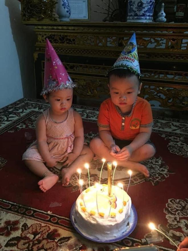 Mẹ làm bánh sinh nhật, nhưng biểu cảm của con khi nhận quà khiến dân mạng không thể nhịn cười - Ảnh 2.