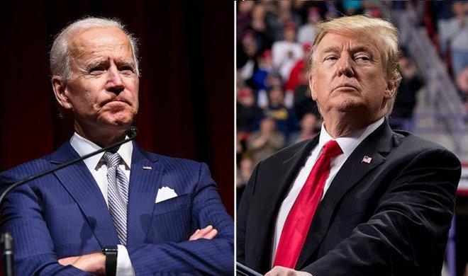 Buổi tranh luận tổng thống đầu tiên: Ông Trump yêu cầu khám tai, ông Biden từ chối - Ảnh 1.