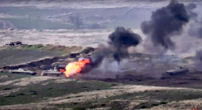 Armenia có vũ khí đấu hỏa thần từ Azerbaijan, Nga bắt đầu nóng mắt với Thổ Nhĩ Kỳ? - Ảnh 2.