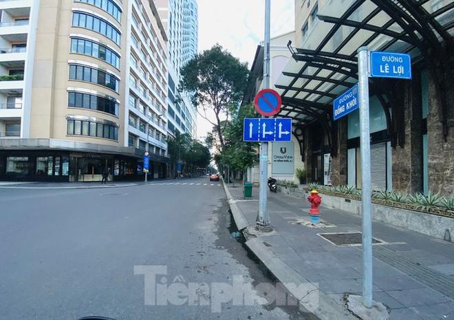 Cận cảnh những con đường được đề xuất làm phố đi bộ ở TPHCM - Ảnh 4.