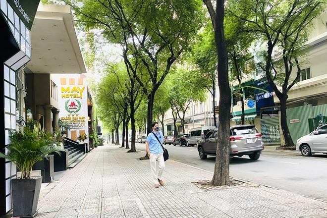 Cận cảnh những con đường được đề xuất làm phố đi bộ ở TPHCM - Ảnh 9.