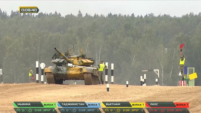 Việt Nam đấu chung kết Tank Biathlon 2020: Chuẩn bị xuất phát - Hồi hộp chờ đón sự bùng nổ, tỏa sáng - Ảnh 1.