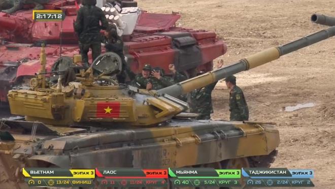 Việt Nam đấu chung kết Tank Biathlon 2020: Việt Nam Vô địch - Việt Nam cực xuất sắc - Việt Nam tuyệt vời quá - Ảnh 3.