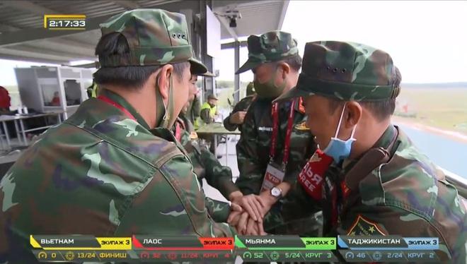 Việt Nam đấu chung kết Tank Biathlon 2020: Việt Nam Vô địch - Việt Nam cực xuất sắc - Việt Nam tuyệt vời quá - Ảnh 4.