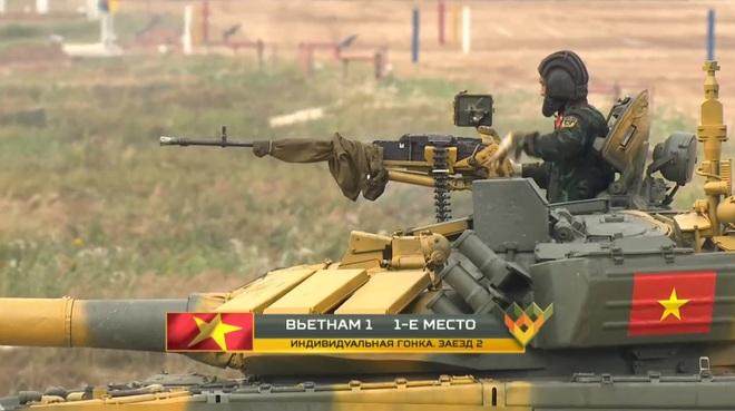 Việt Nam đấu chung kết Tank Biathlon 2020: Người hâm mộ chờ kỳ tích mới - Tiến lên Việt Nam - Ảnh 1.