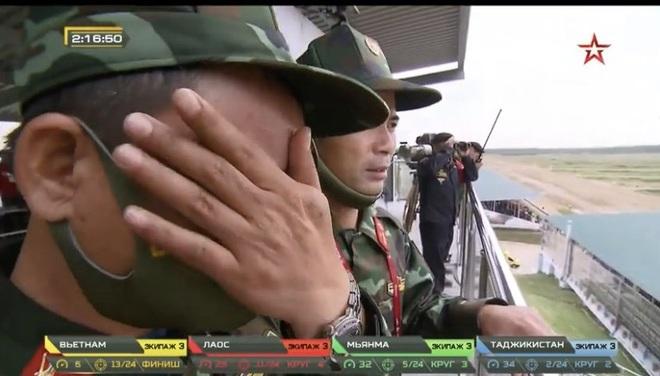 Việt Nam vô địch Tank Biathlon 2020: Vỡ òa niềm vui - Kỳ tích lịch sử chưa từng có - Ảnh 4.