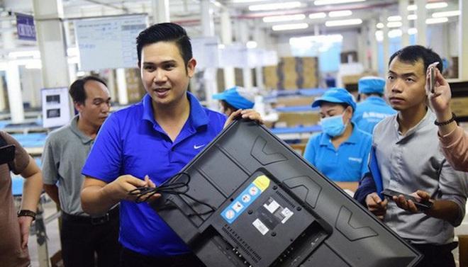 Công an TP Hồ Chí Minh đang điều tra hành vi có dấu hiệu buôn lậu tại Asanzo - Ảnh 1.