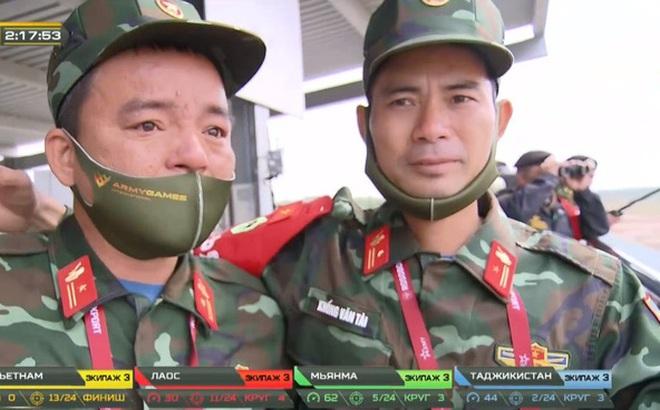 Đại tá Nguyễn Khắc Nguyệt: Ước mơ lớn đã thành sự thật - Việt Nam vô địch Tank Biathlon 2020
