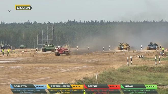 Chung kết Tank Biathlon 2020: Quyết đấu nảy lửa, Nga có bảo vệ thành công chức vô địch? - Ảnh 2.