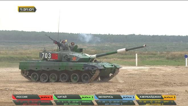 Chung kết Tank Biathlon 2020: Trung Quốc suýt giật sập ngai vàng của Nga - Một kỳ tích, chủ nhà quá may mắn - Ảnh 2.
