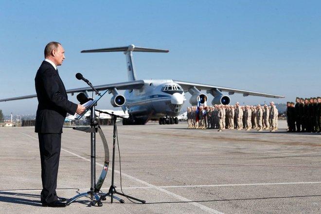 Do dự và bốc đồng, hai đời Tổng thống Mỹ thua đau trước Nga ở Syria - Ảnh 1.