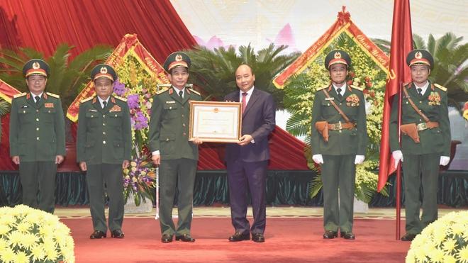Thủ tướng: Chiến công của Bộ Tổng Tham mưu thể hiện đỉnh cao nghệ thuật quân sự - ảnh 4