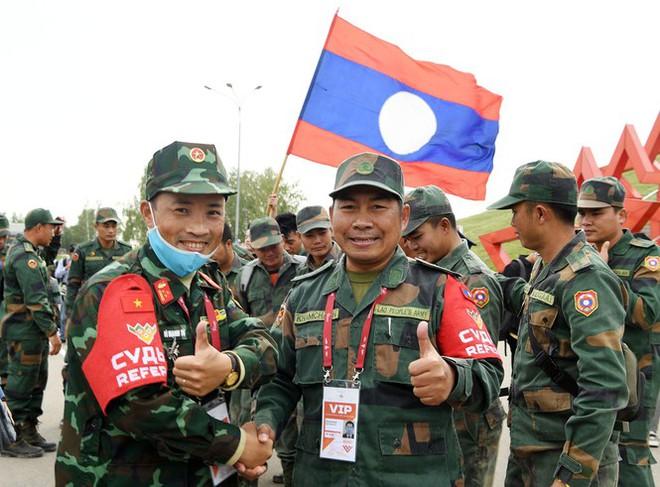 Đối thủ và khán giả nói gì về chiến tích của đội tuyển Xe tăng Việt Nam? - Ảnh 2.