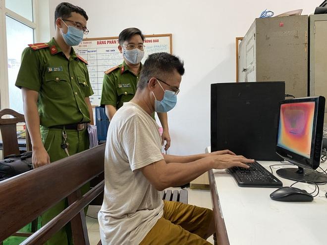 Phá đường dây làm giả hơn 120 con dấu của các cơ quan, tổ chức trên địa bàn Đà Nẵng - Ảnh 3.