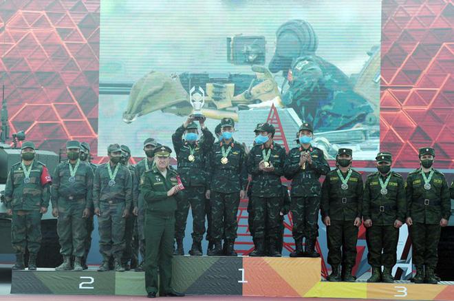 Đối thủ và khán giả nói gì về chiến tích của đội tuyển Xe tăng Việt Nam? - Ảnh 5.