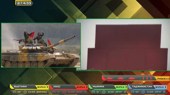 Vỡ òa khoảnh khắc Việt Nam về nhất cuộc thi Tank Biathlon - Ảnh 5.