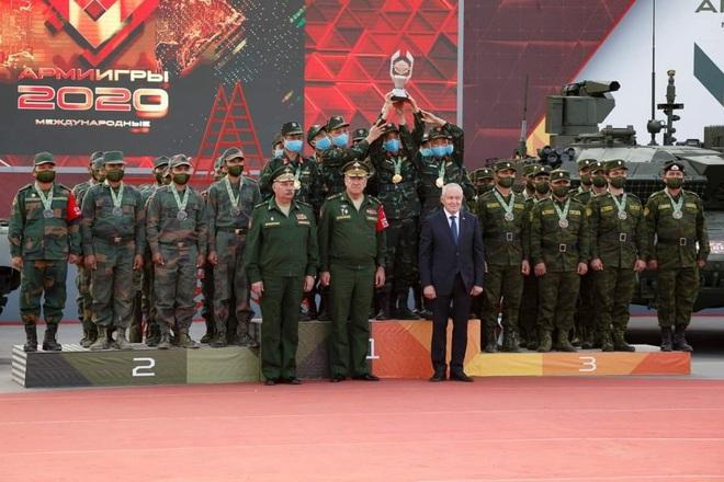 Tự hào Việt Nam vô địch Tank Biathlon 2020: Hé lộ điều ít biết về chiến thắng ngoạn mục - Ảnh 5.