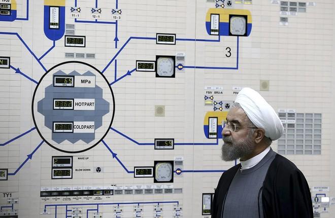 Chuyên gia Mỹ: Trước khi Iran chạm tay  vào VKHN, Washington có còn cơ hội để khóa chết? - Ảnh 1.